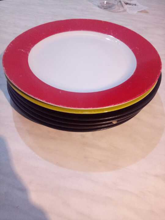 Plates x6
