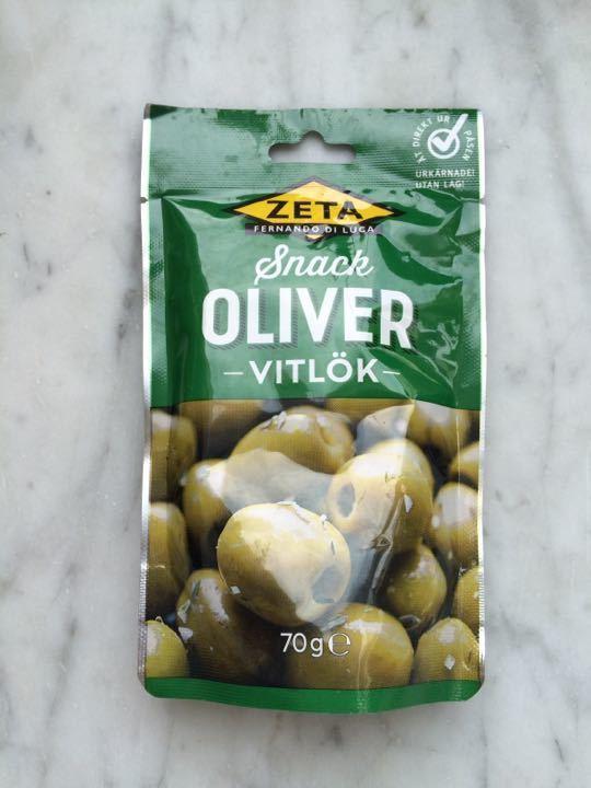 Free olive