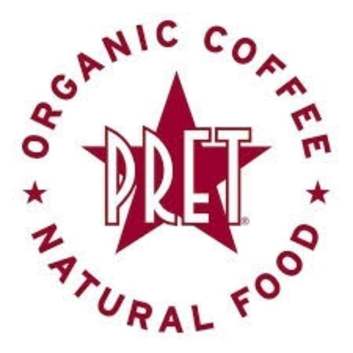 Pret - (Sandwiches, baguette, salads, small pots, pastries)