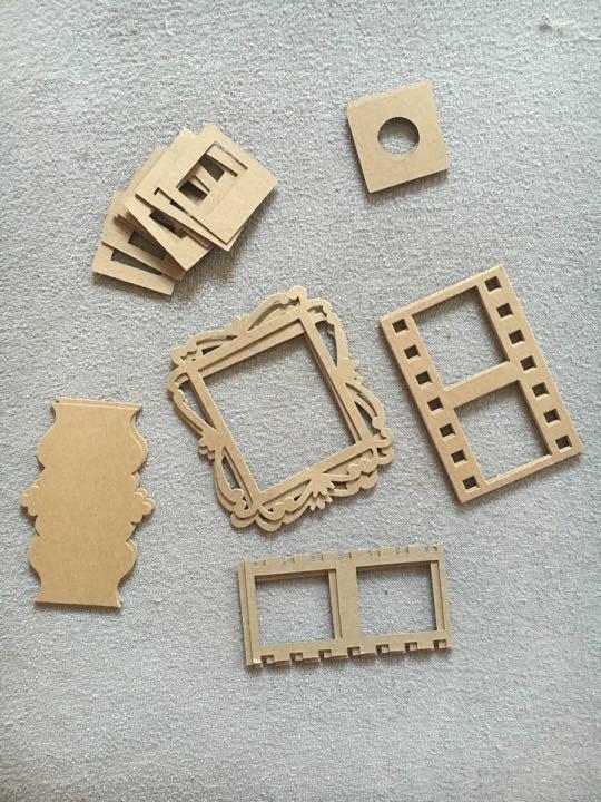 Scrapbooking Frames