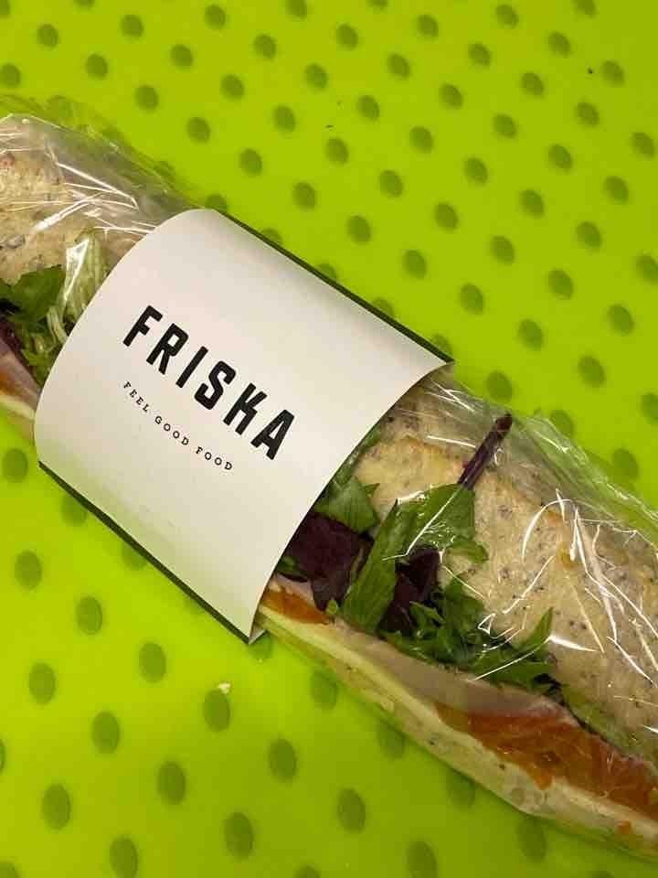 Friska meaty baguette