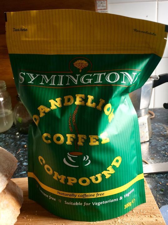 Dandelion Coffee Compound