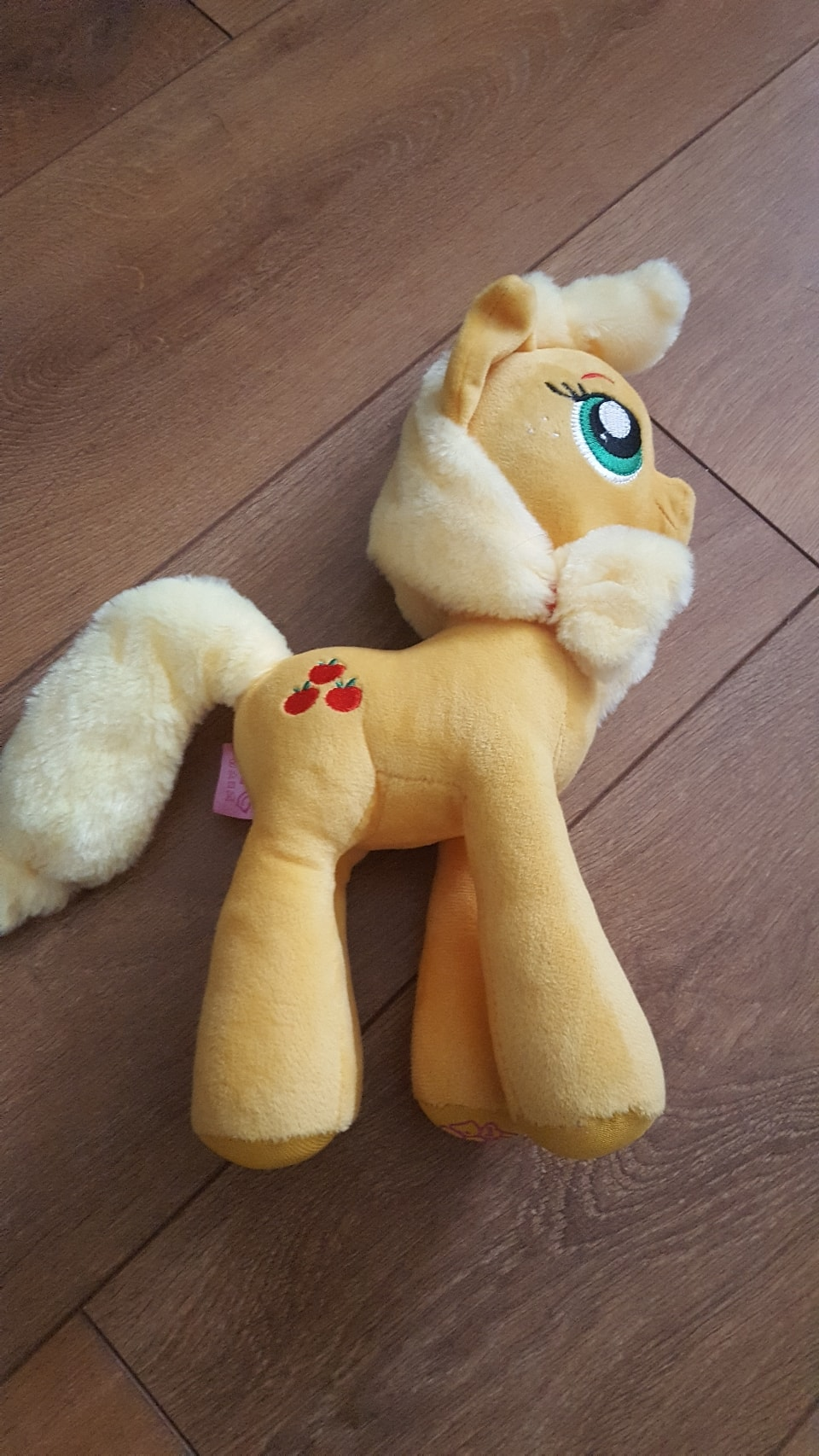 Applejack teddy