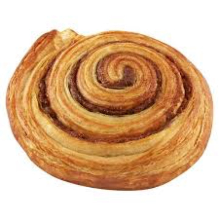 Tesco Pastries - Cinnamon Swirl