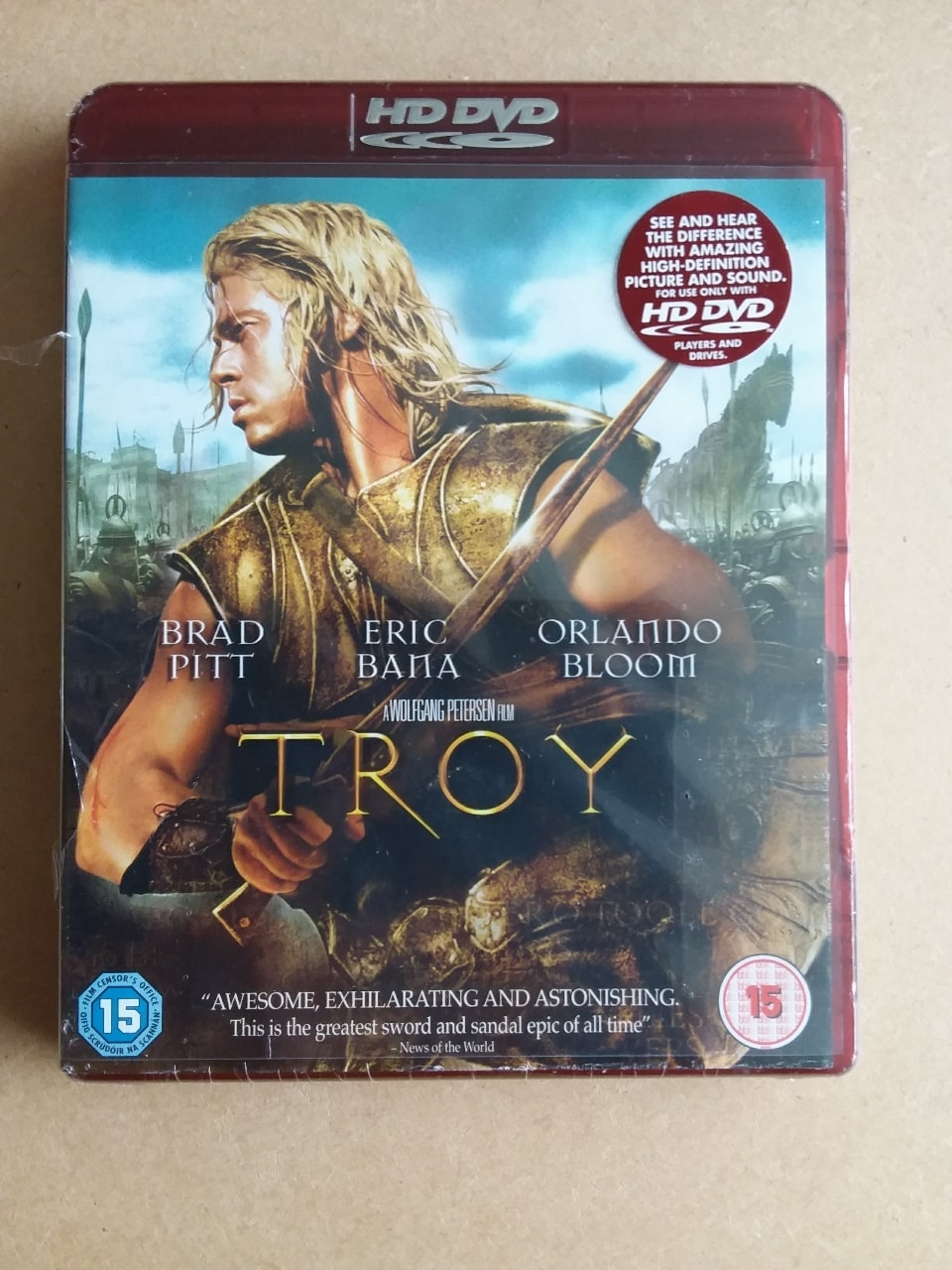 NEW HD DVD