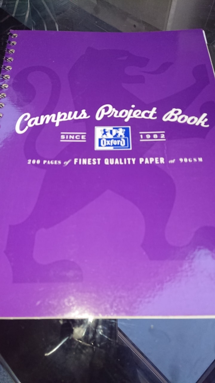 Oxford Campus Project Book