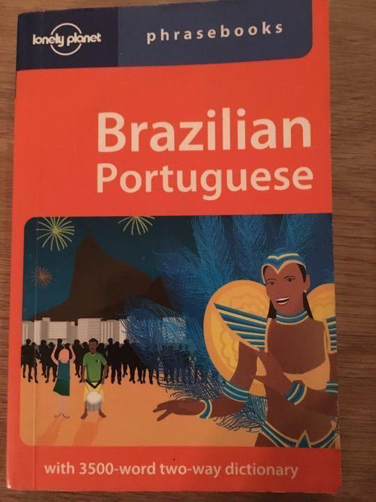 Brazilian phrasebook