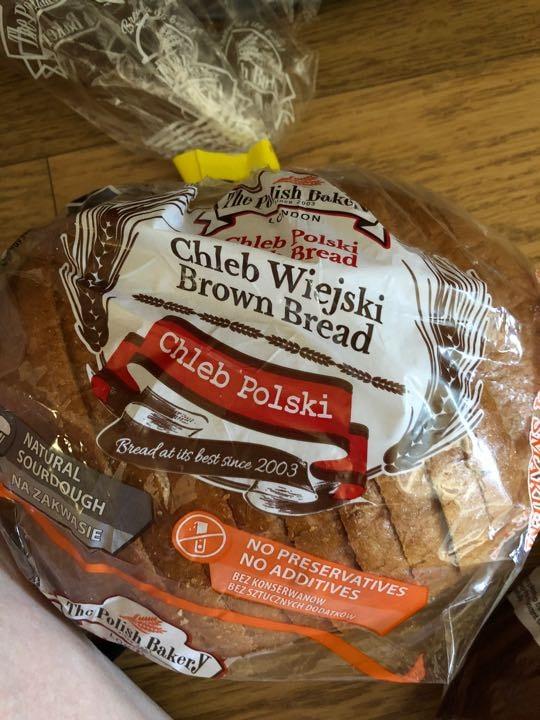 Polish brown Bread