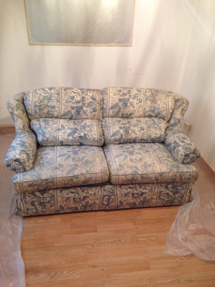 Free 2 seaters sofa bed