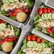 Pret salad (veg)