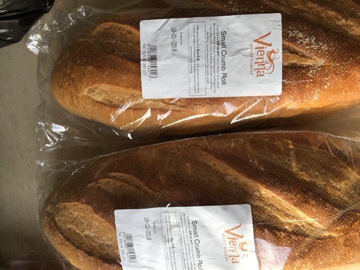 Crumb loaf