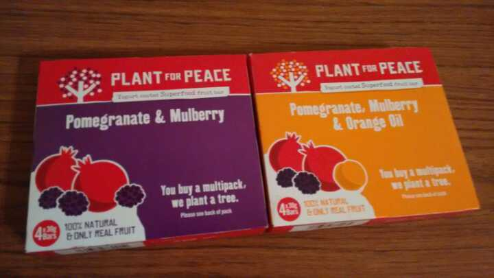 Fruit and yogurt bars