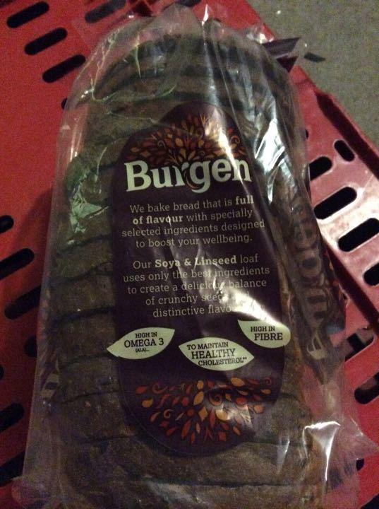 Burgen bread