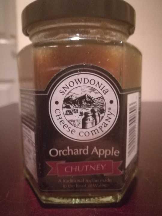 Snowdonia Orchard Apple Chutney : Unopened