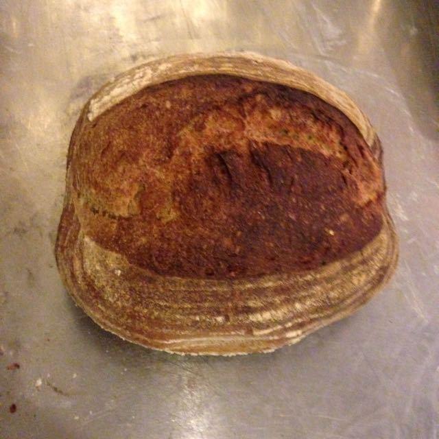 Sourdough organic bread 1kg