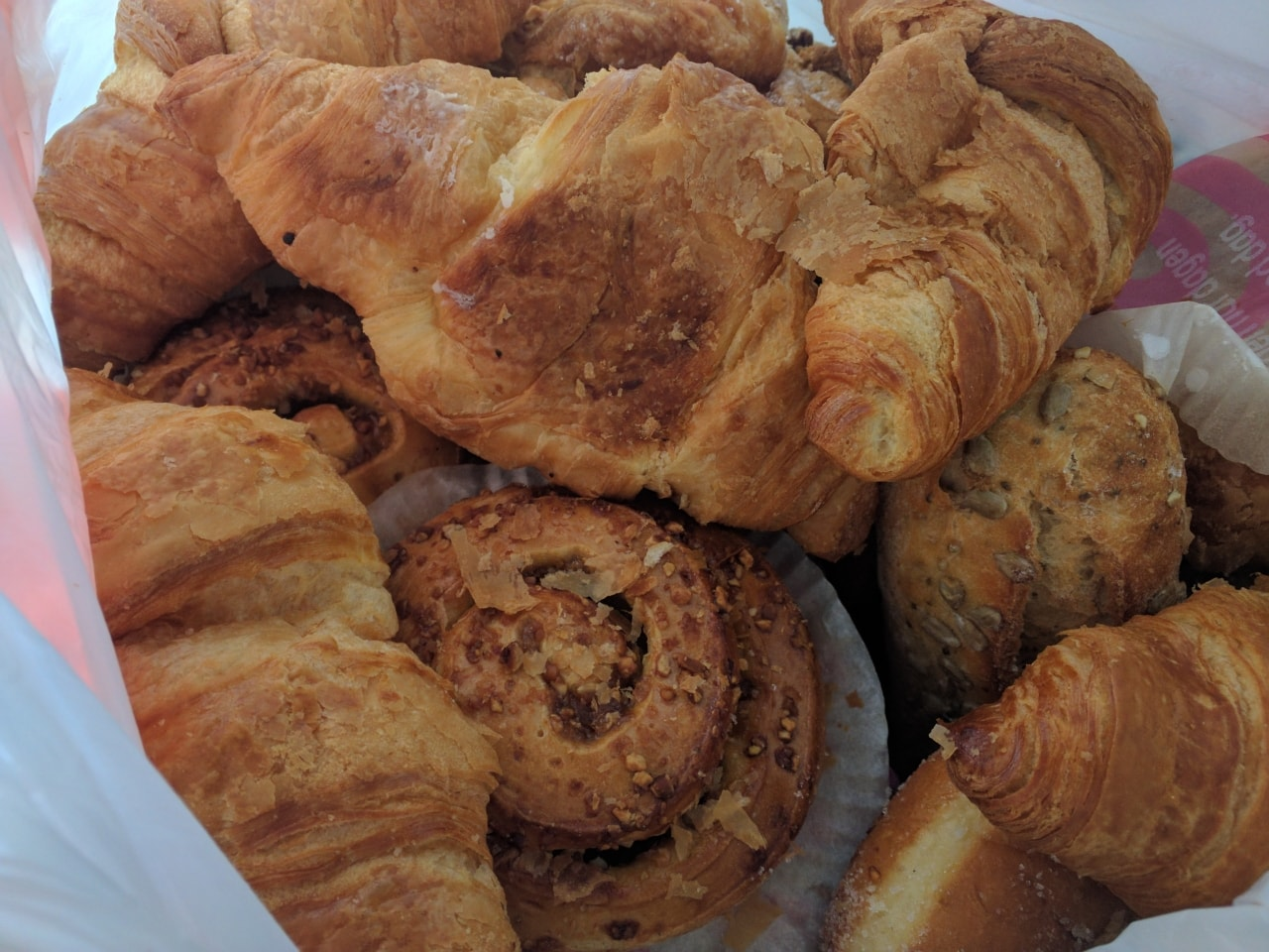 Tons of pastries
