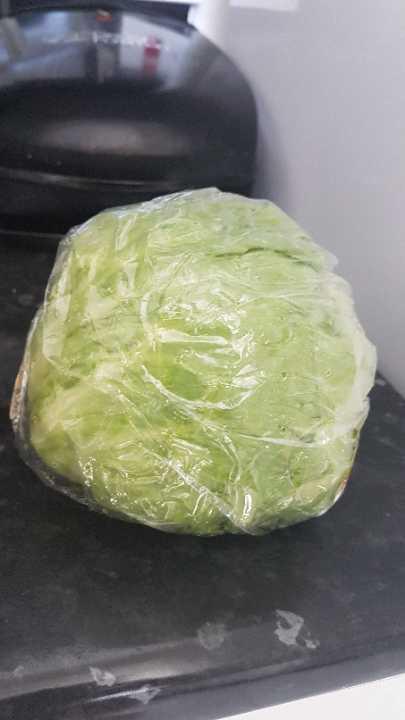 Iceberg Lettuce.