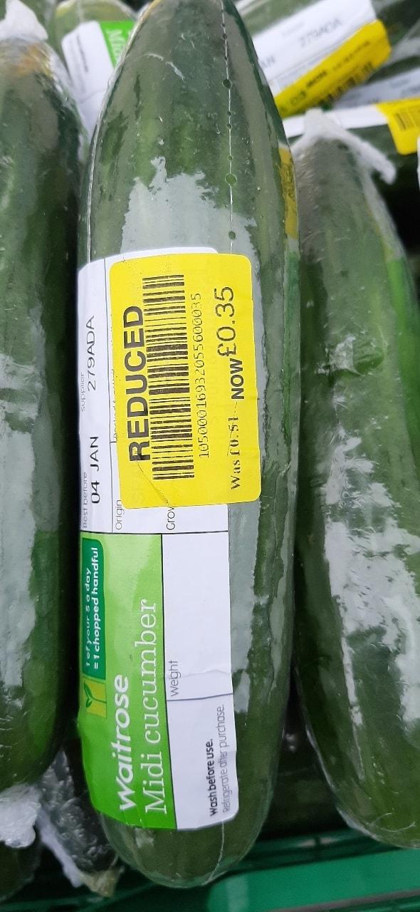 Midi cucumber