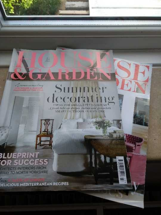 House and Garden Magazines