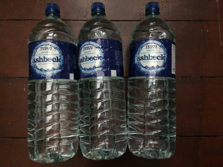 7 X 2L still bottled water
