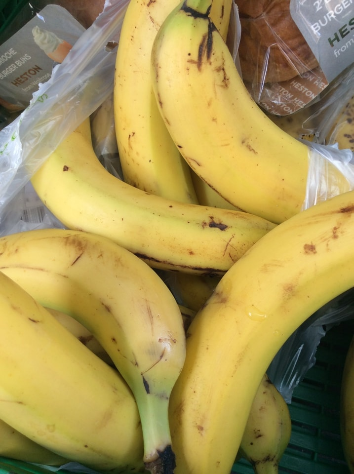Bananas.  For baking or milkshakes