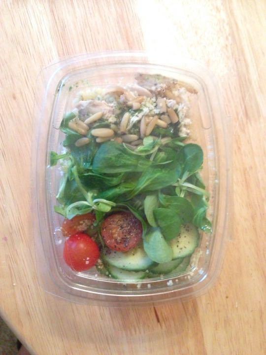Real patisserie Salad