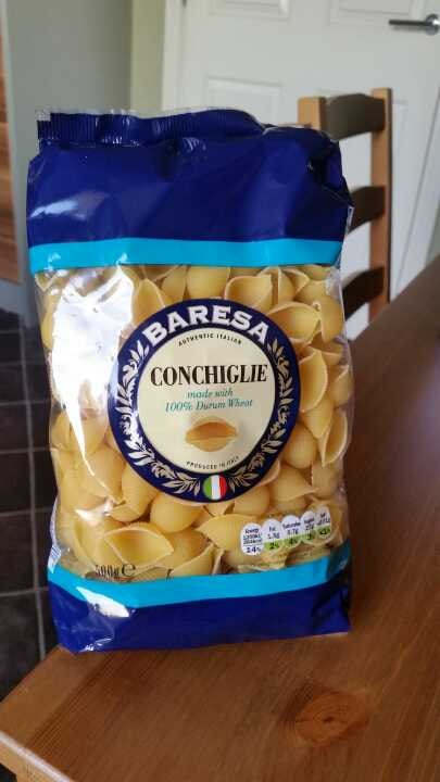 Unopened pasta