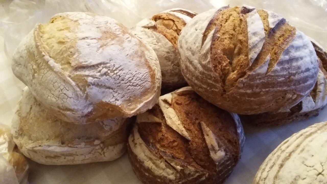SODERBERG bread and buns