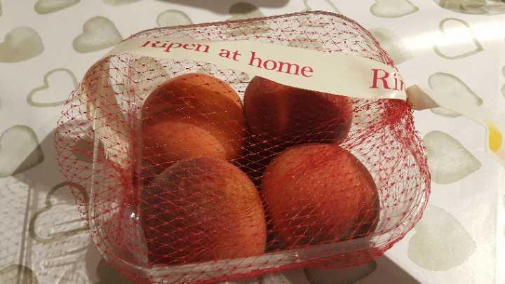 Ripen at home peaches