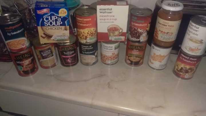 Cupboard Foods