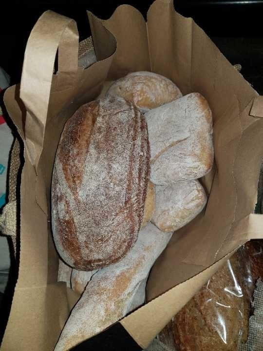 Bread from Planet Organic!