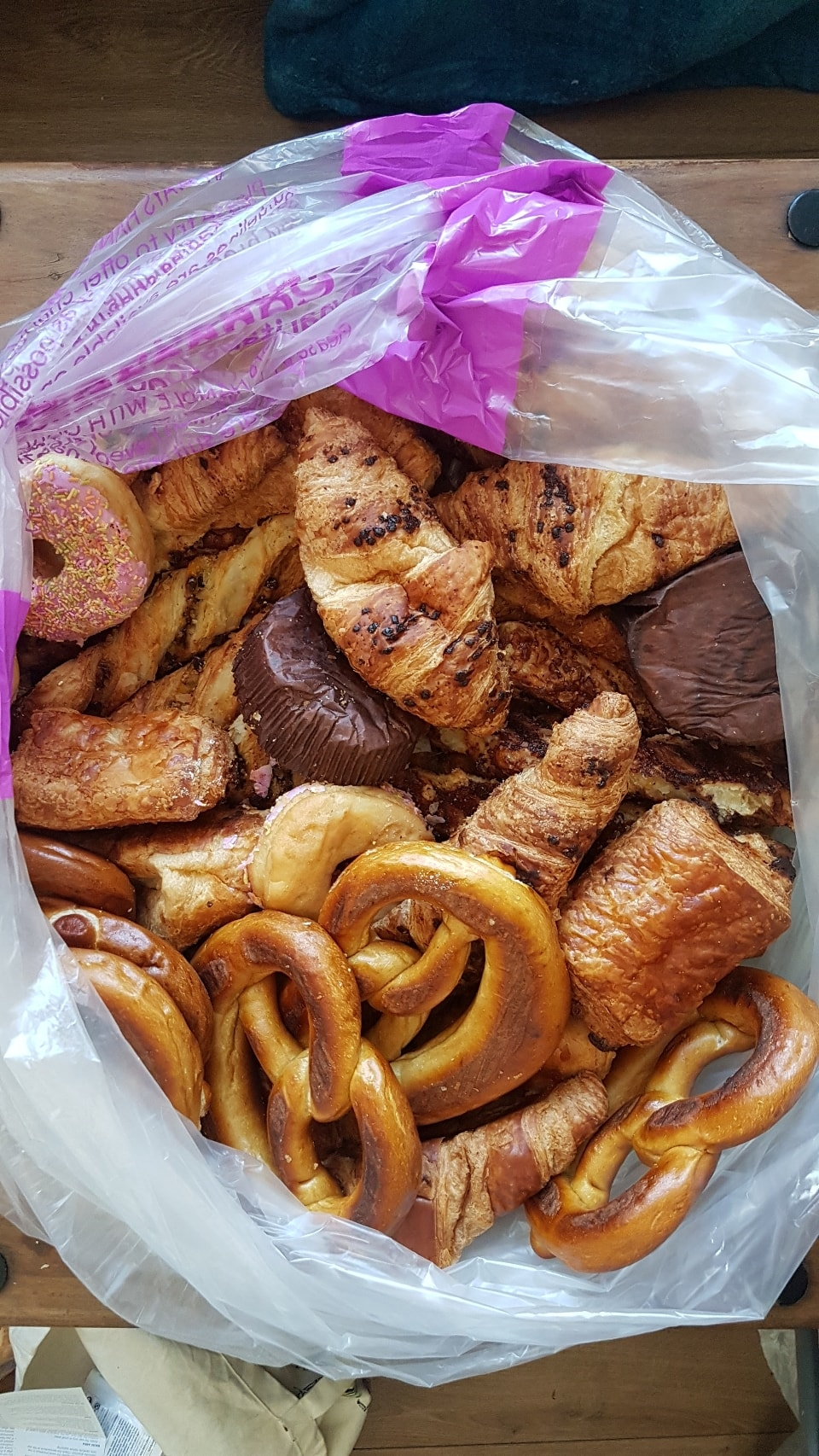 Pastries/ baked goods
