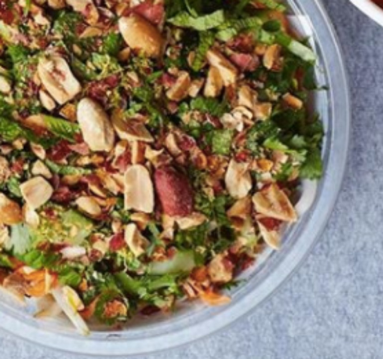 Meaty Salad