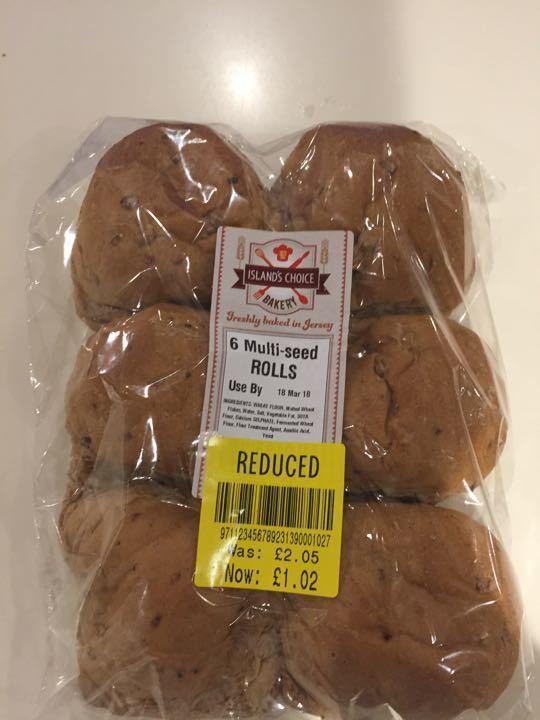 Multi sead rolls