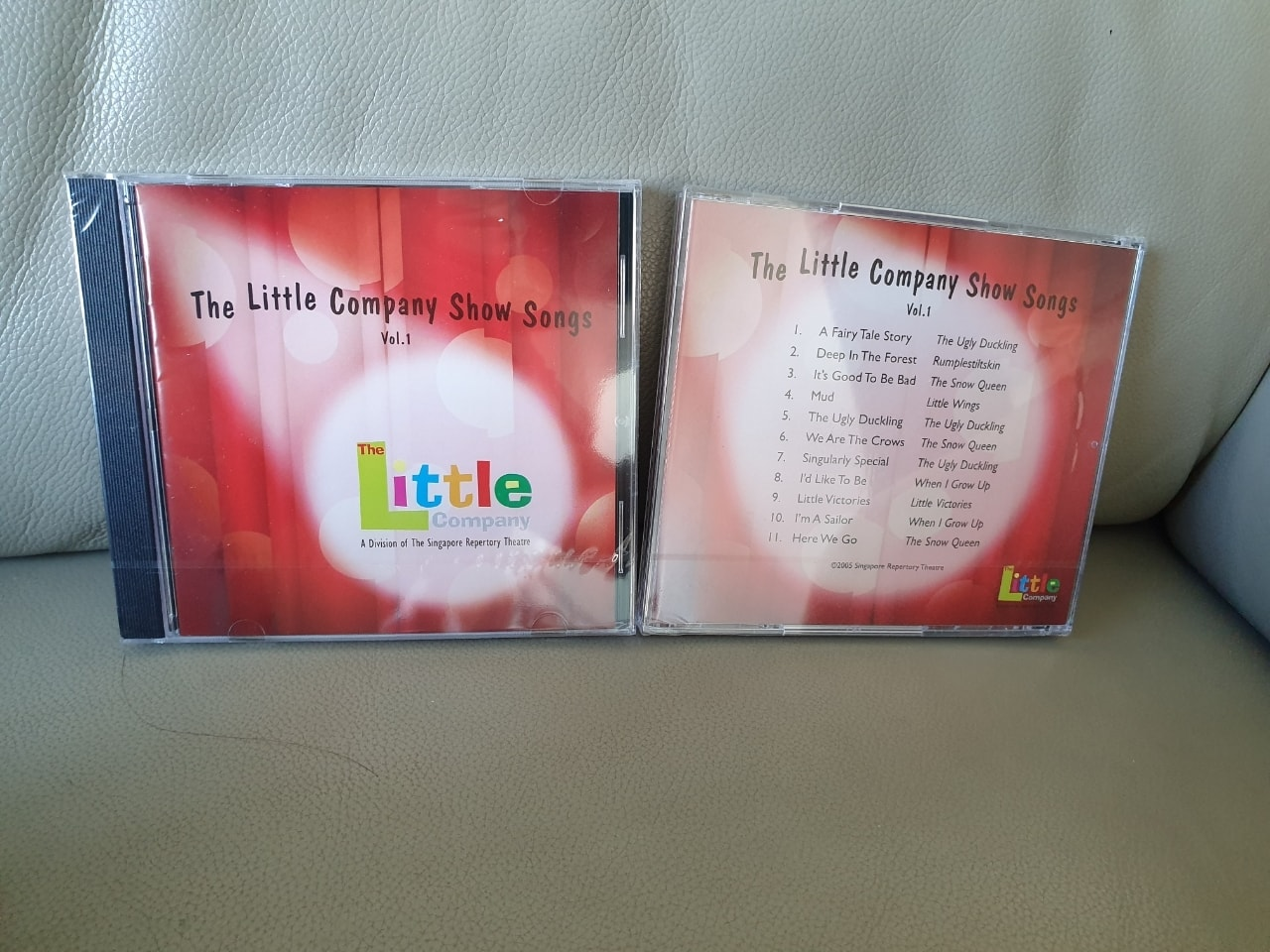 The Little Company Show Songs Vol.1