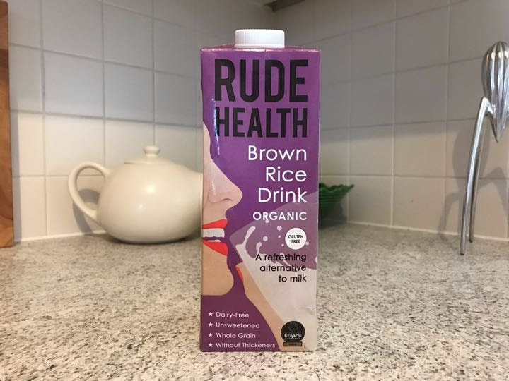 Rude Health Rice Milk
