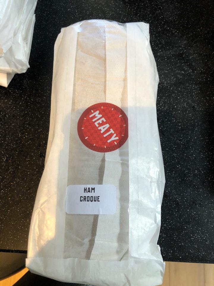 Ham croque