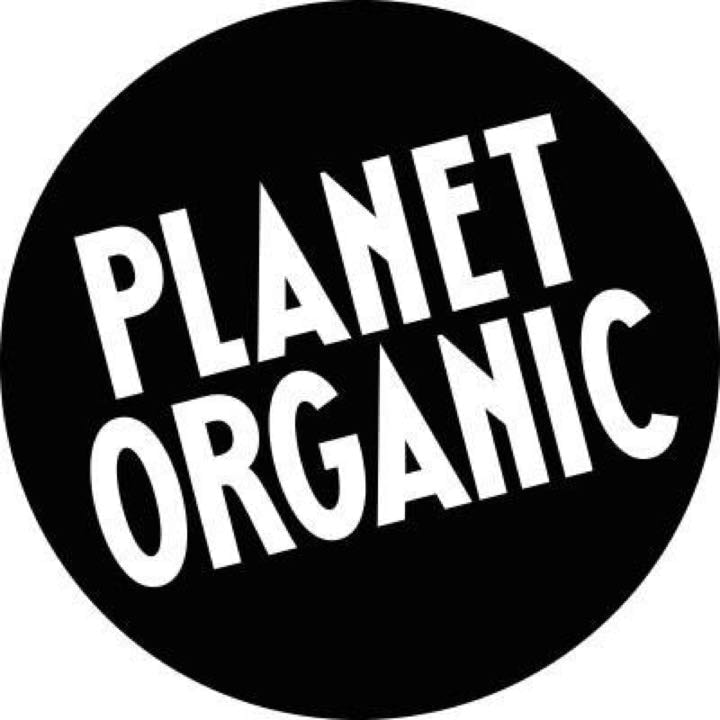 Food kindly donated by Planet Organic - Collection tonight