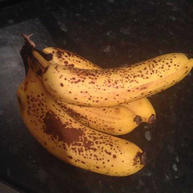 Pretty ripe bananas X 4