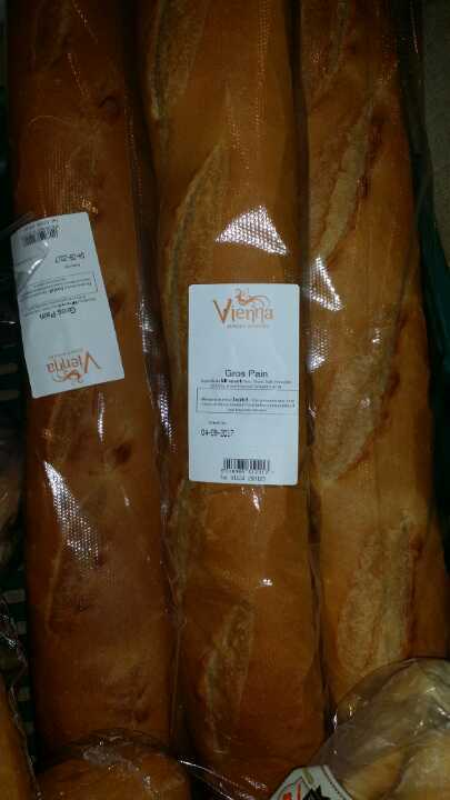 Vienna french sticks.* DONT REQUEST*, NOW IN PORCH FOR ANYONE TO COLLECT