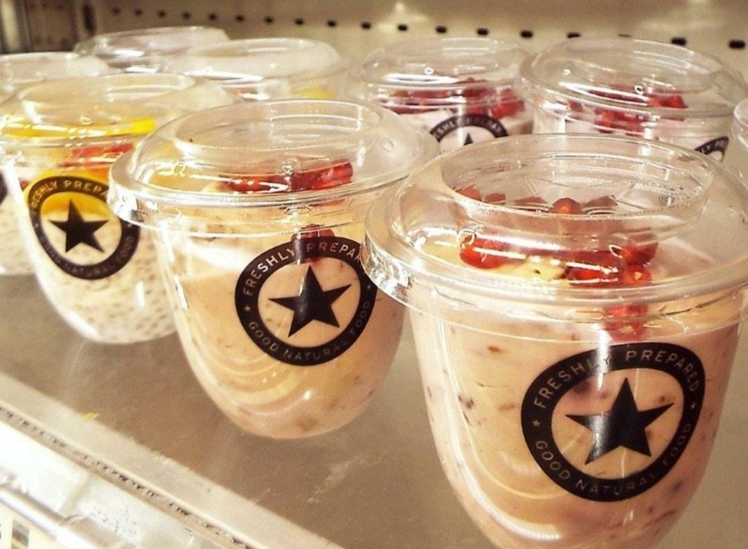 Pret A Manger - Pudding Pots