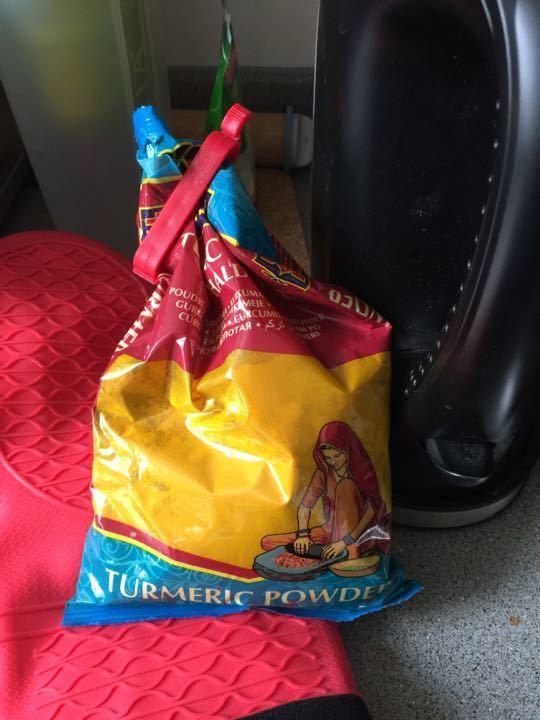 Turmeric 500g bag