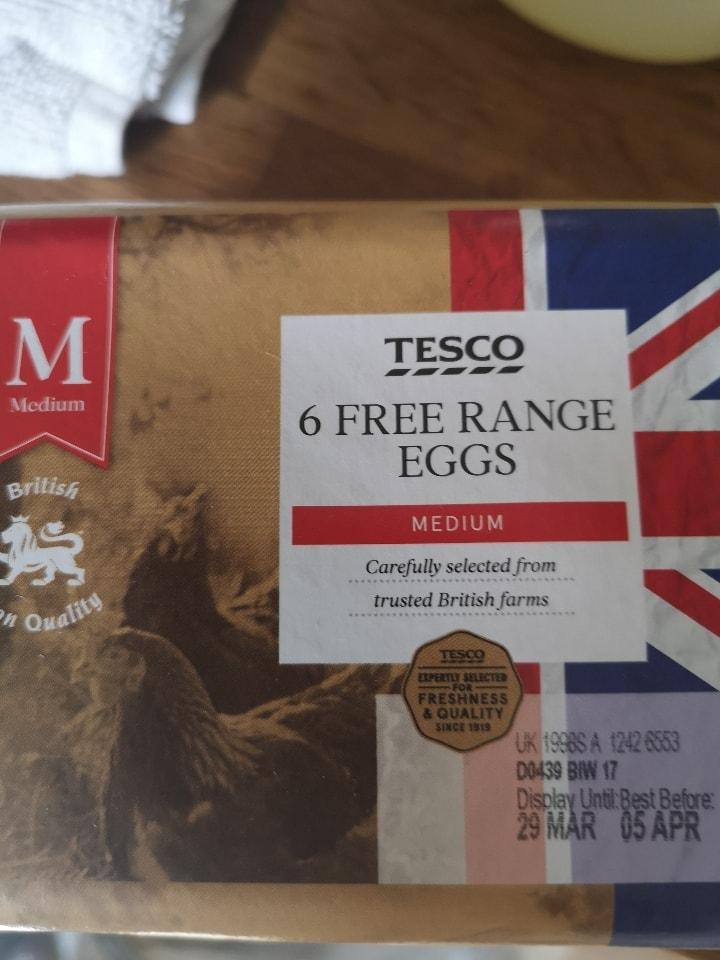 Eggs medium