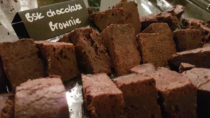 BSK Chocolate Brownie