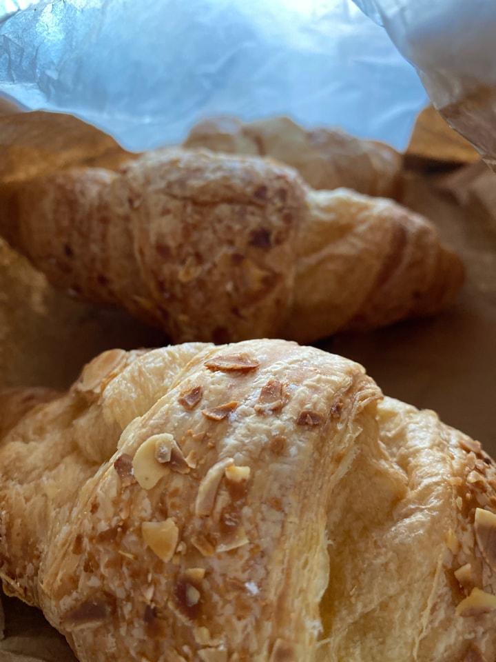 3 croissants