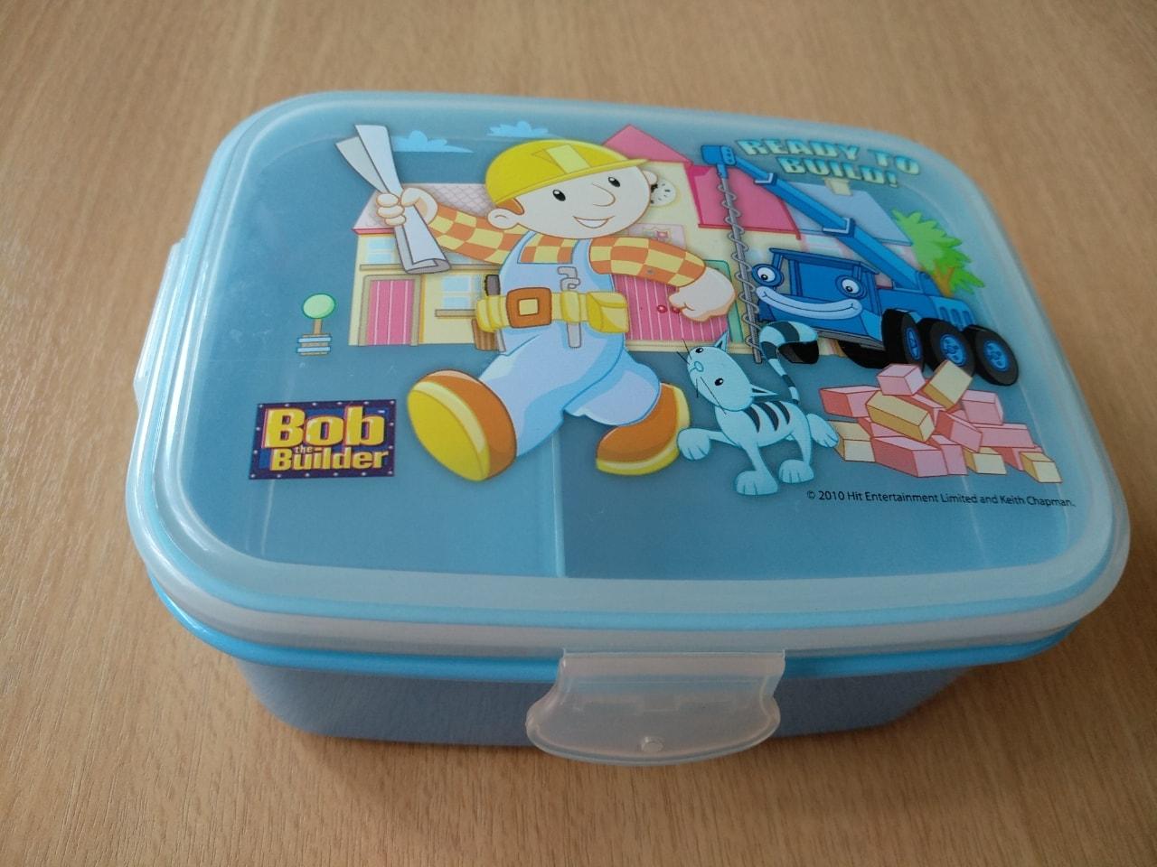 Bob the builder lunchbox