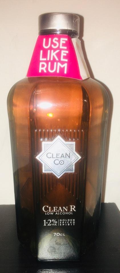 Clean Rum or Clean Gin