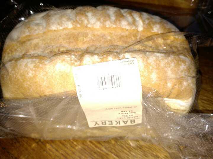 Sml white loaf