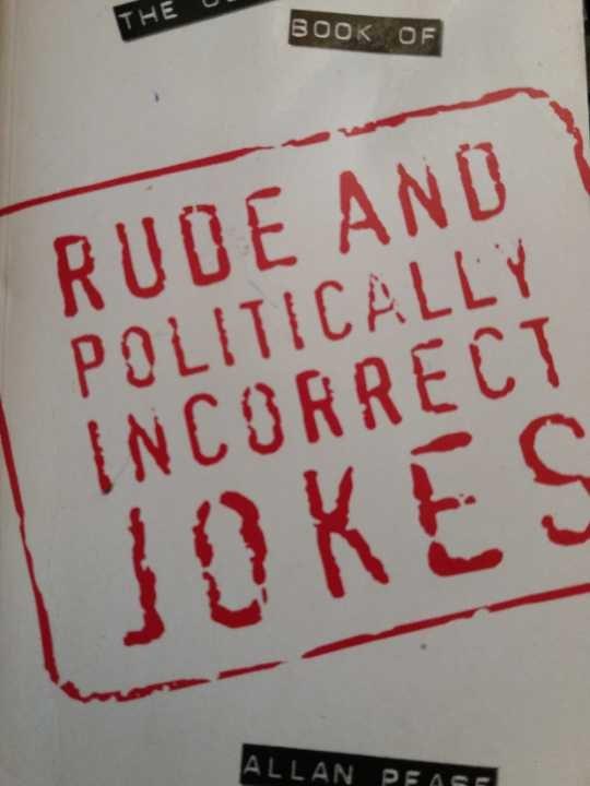Rude jokes!