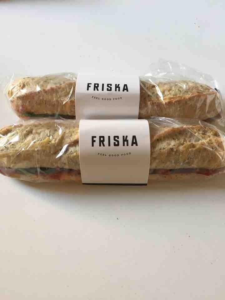 Friska baguettes (vegan)